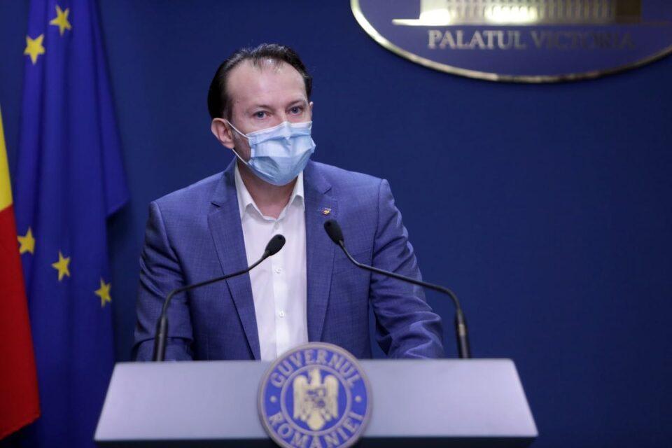 Cîțu atenționează USR-PLUS: Nu voi încălca Constituția pentru nimeni!