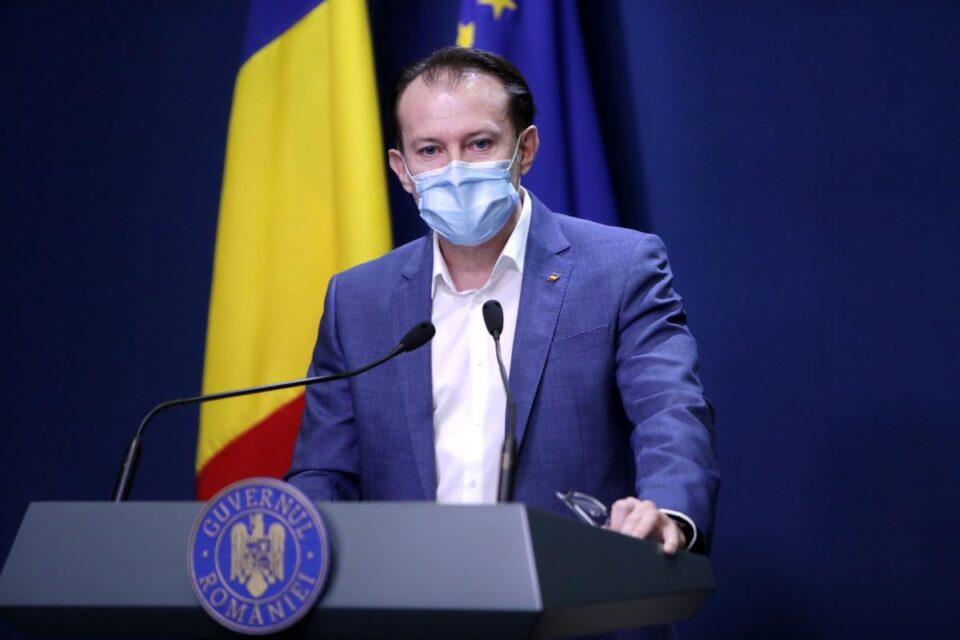 Cîțu declară că a comunicat tot timpul cu Voiculescu, ultima conversație fiind cu o zi înainte să-l demită