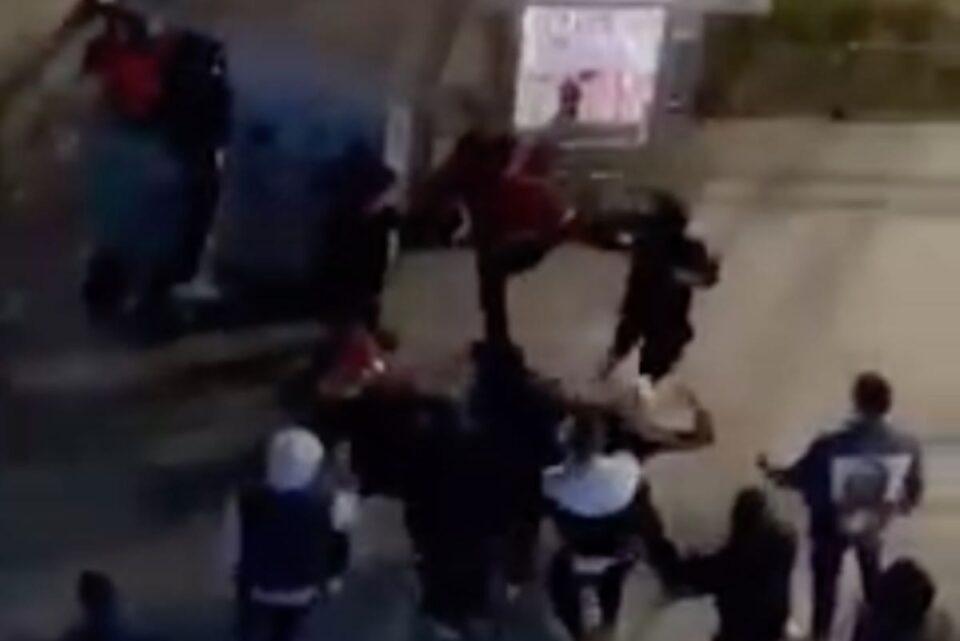 14 din cele 22 de persoane audiate în cazul violenţelor de la proteste, reținute