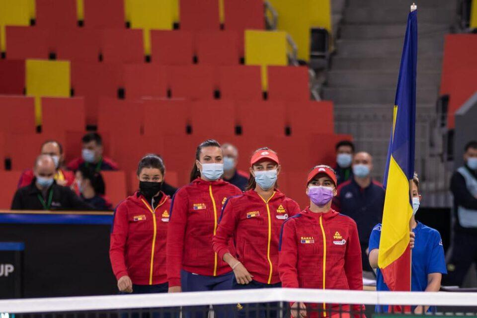 România, învinsă de Italia în play-off-ul din Billie Jean King Cup
