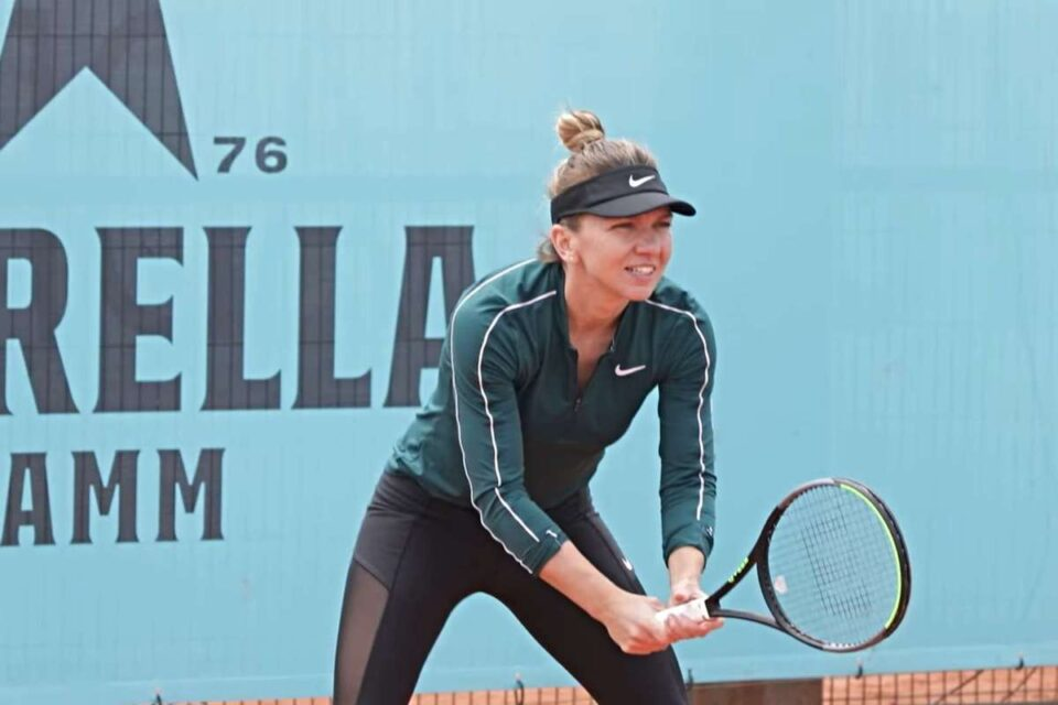 Simona Halep, în turul doi la Madrid Open 2021, după victoria la Sara Sorribes Tormo