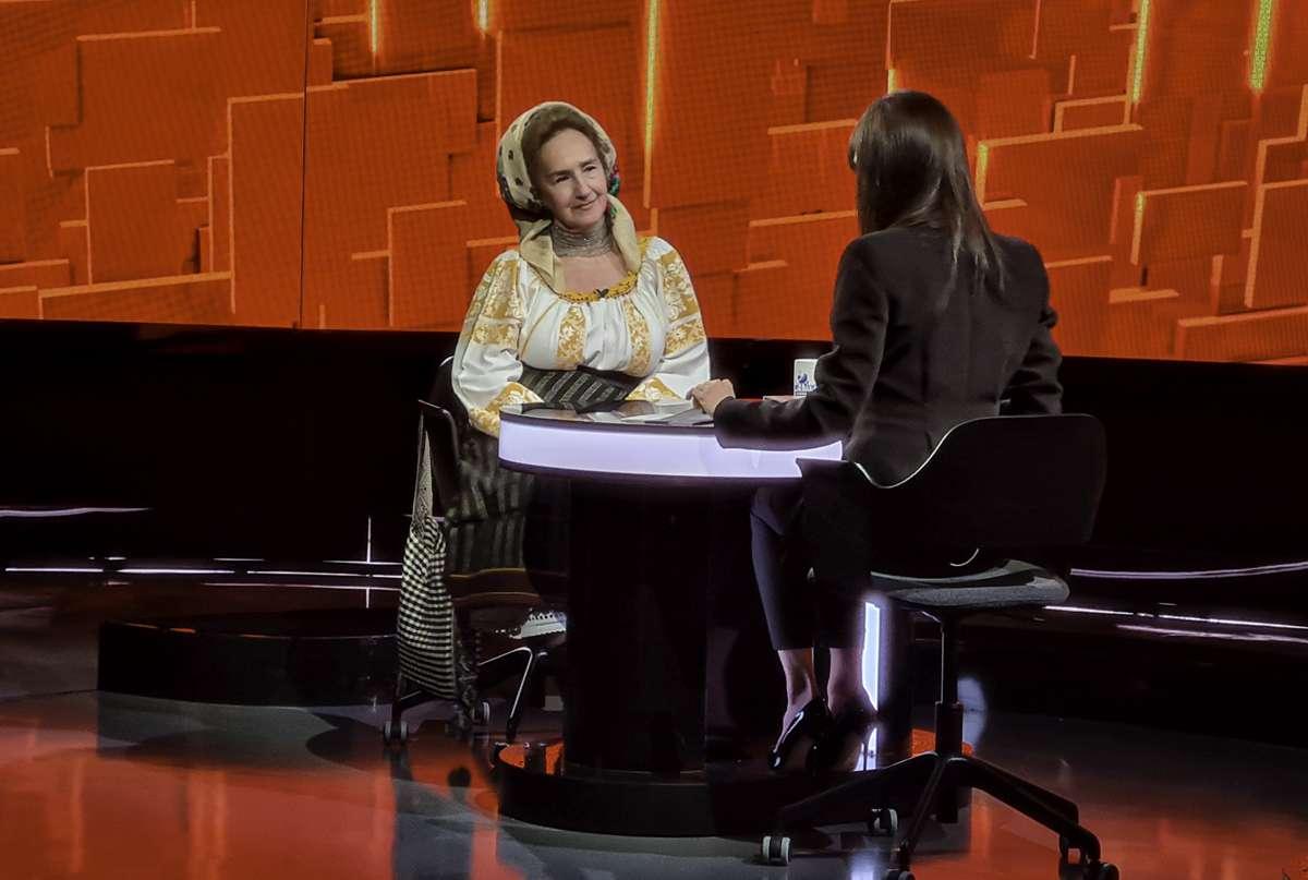 """Sofia Vicoveanca, supranumită Privighetoare Bucovinei, vine la """"40 de întrebări cu Denise Rifai"""", marți, 4 mai"""