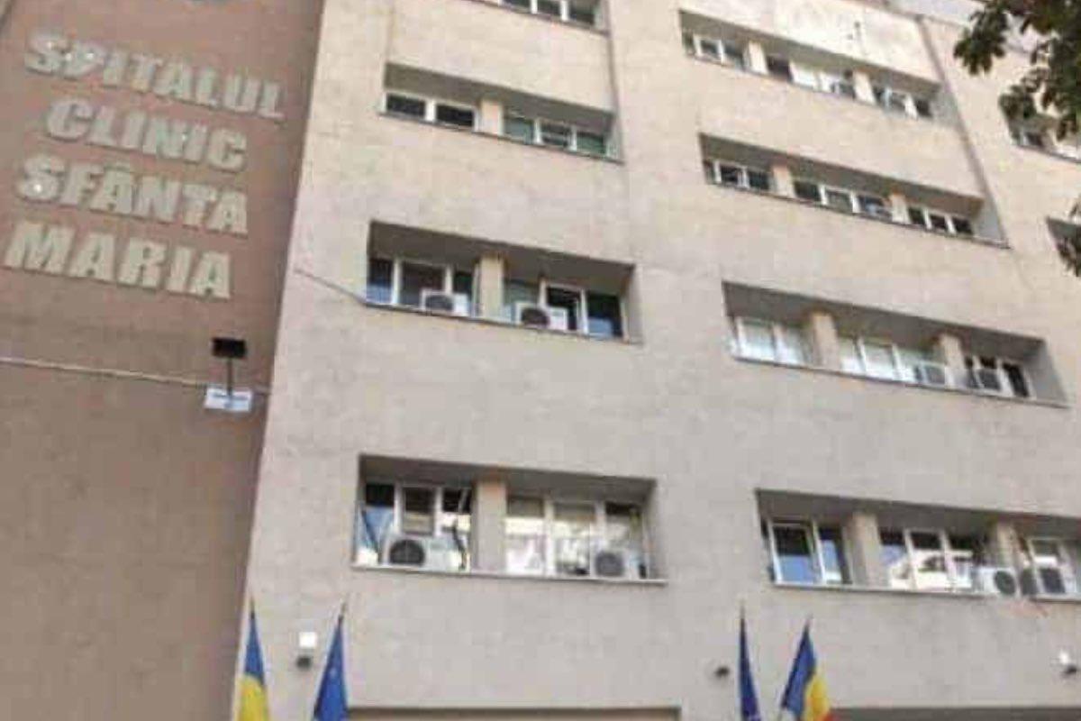 """Spitalul """"Sf. Maria"""" din Bucureşti a oprit activitatea de transplant pulmonar. Ministerul Sănătății trimite pacienții în Italia"""