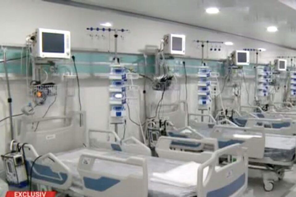 Unitatea mobilă de ATI de la Babeș, luată de la Spitalul Județean Ploiești, a mai avut probleme tehnice