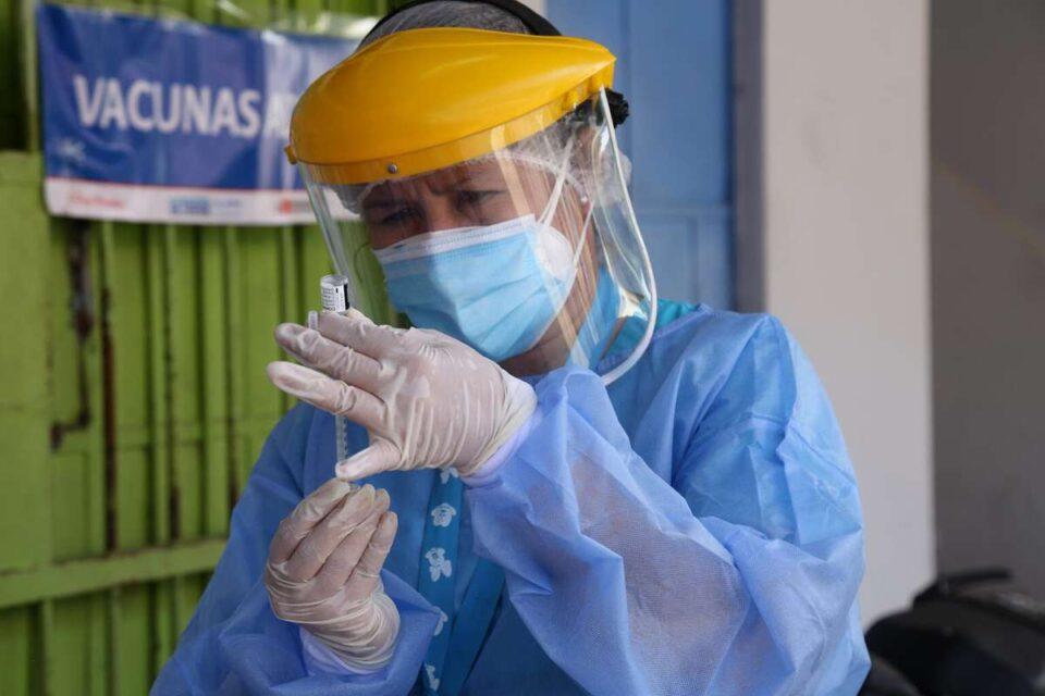 A fost lansat Observatorul Cererii de Vaccinare. foto: UNICEF/UN0433764/Vilca