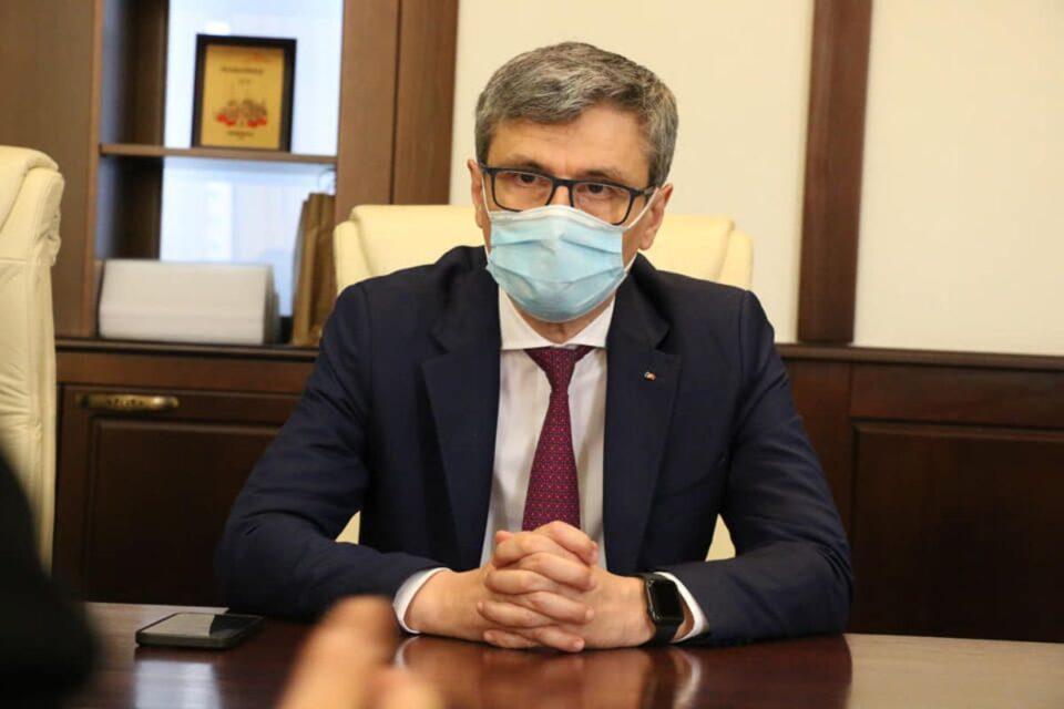 Virgil Popescu anunţă că proiectul-pilot al centralei pe gaz şi hidrogen de la Halânga a fost acceptat de Comisia Europeană