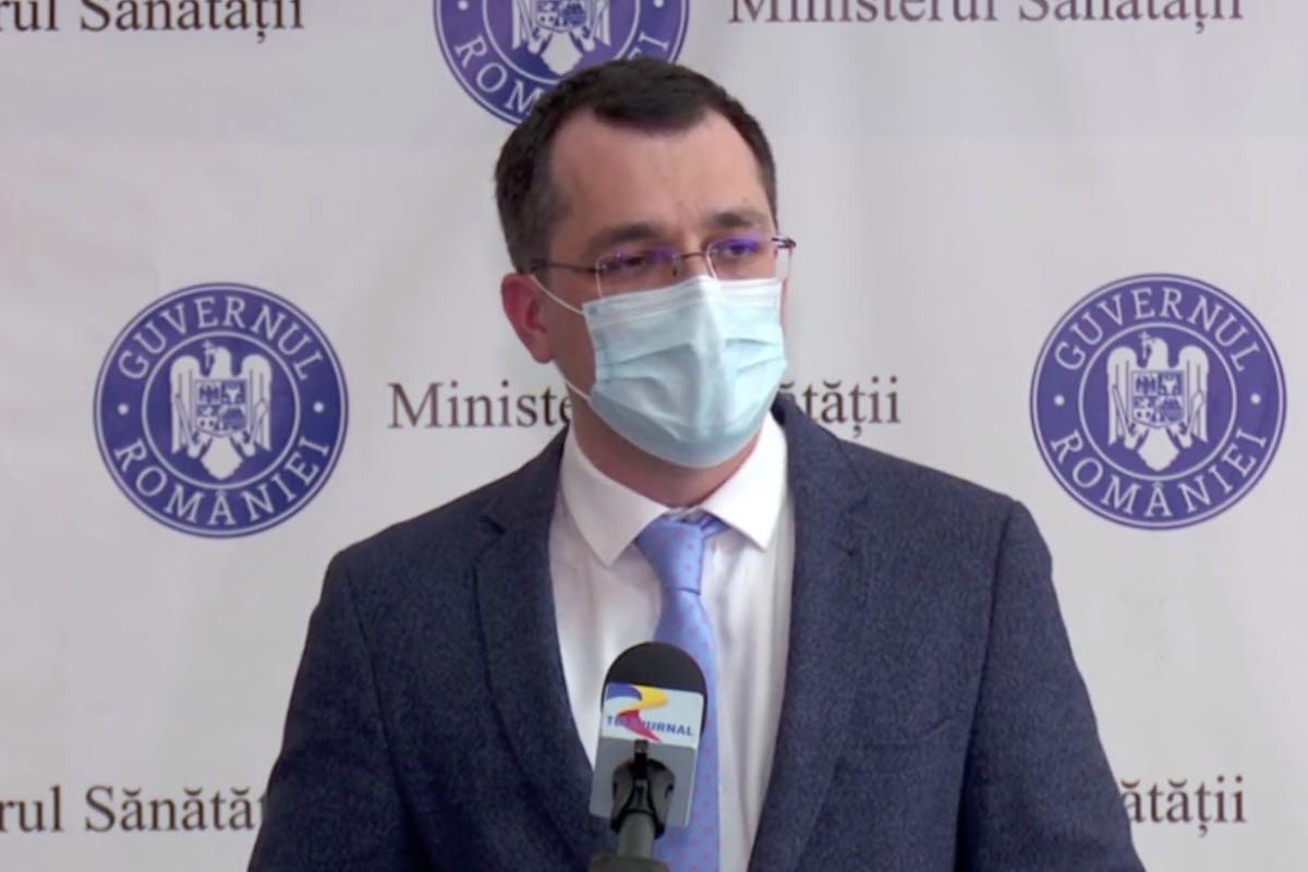 Voiculescu: Am solicitat avizul de funcţionare a secţiei mobile ATI de la Babeş
