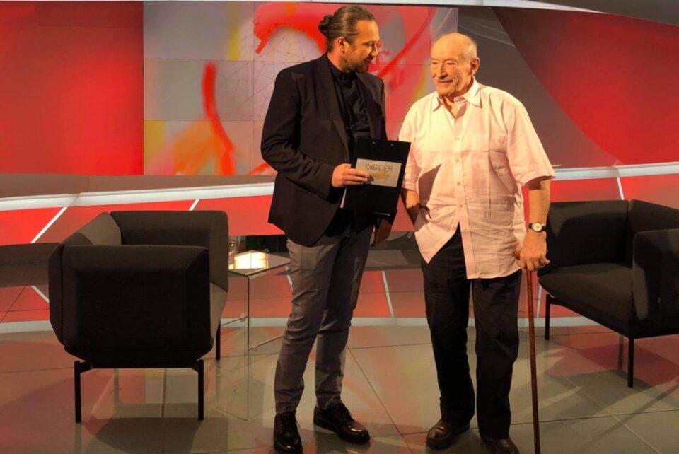 """Un interviu-eveniment, cu actorul Victor Rebengiuc, la """"Insider Politic"""""""