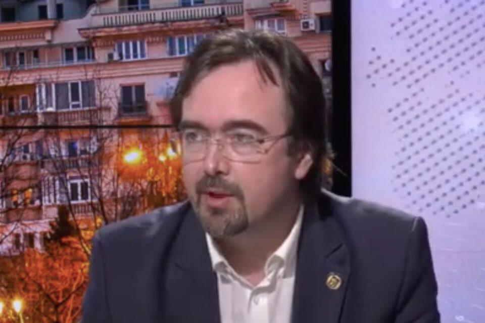 Alin Stoica afirmă că 40% dintre profesorii din Capitală sunt vaccinați împotriva COVID