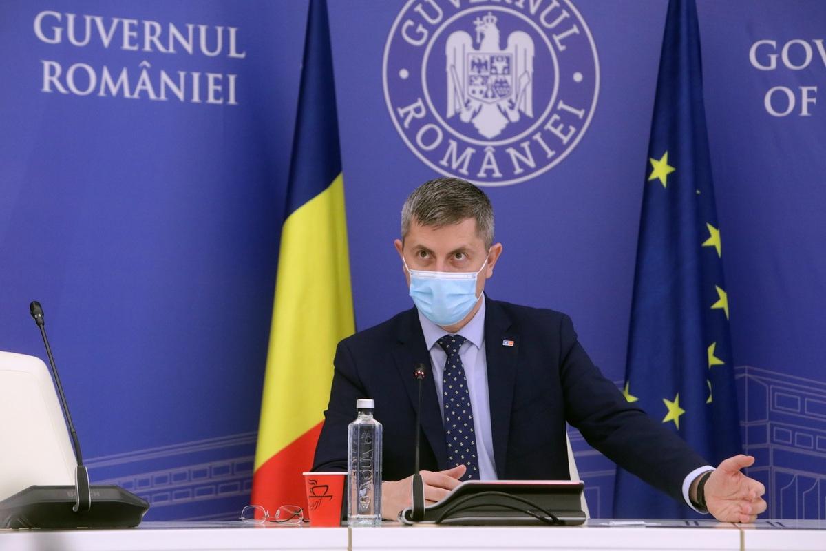 """Barna anunţă că se dorește accesul spectatorilor vaccinați la finala Cupei României, în 22 mai: """"Stadionul de 15.000 de locuri ar putea fi umplut pe jumătate"""""""