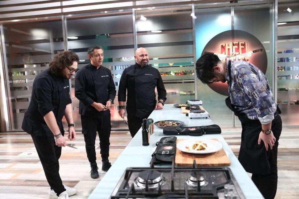 """Chefii își aleg bucătarii și află culorile tunicilor în care vor lupta: """"Asta da surpriză"""""""