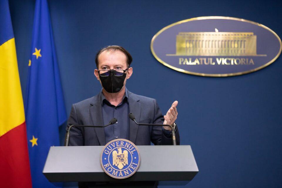 """Cîțu susține că se va întâlni cu Ciolacu să discute despre PNRR: """"Depinde şi de programul domnului Ciolacu, vom discuta dacă se face săptămâna aceasta sau săptămâna viitoare"""""""