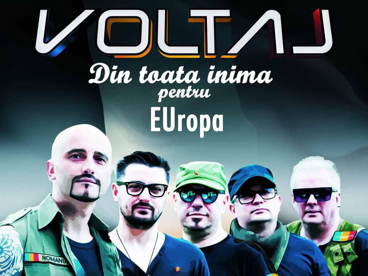 Concertul Voltaj de Ziua Europei a fost anulat!