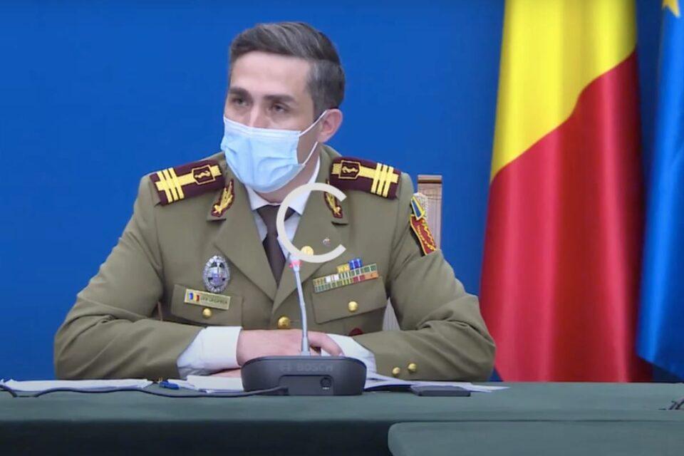 Gheorghiță anunță că la vară începe, în România, imunizarea anti-COVID a copiilor
