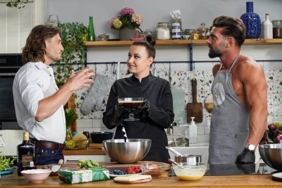 Antena 1 lansează un nou show de cooking - Hello Chef