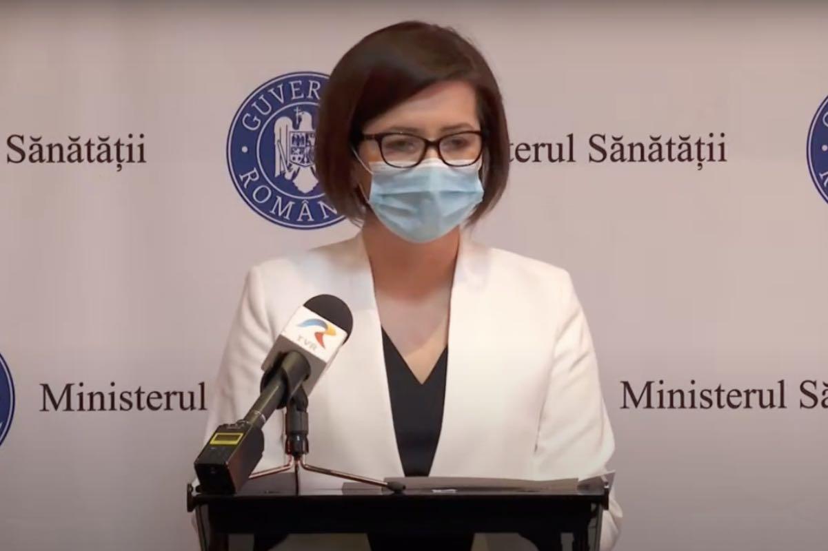 Ioana Mihăilă: Dacă ne vaccinăm și respectăm măsurile de protecție, pandemia se va finaliza cât de curând