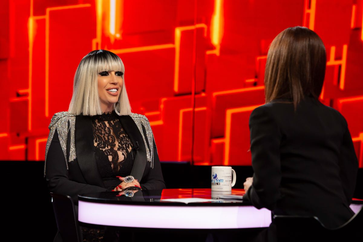 """Raluca Bădulescu, dezvăluiri surprinzătoare, în această seară, la """"40 de întrebări cu Denise Rifai"""""""