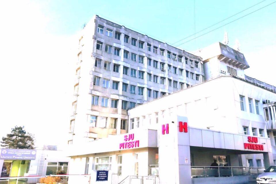 Proiect de 42,4 de milioane lei, la Spitalul Județean Pitești, pentru consolidarea capacităţii de gestionare a crizei sanitare