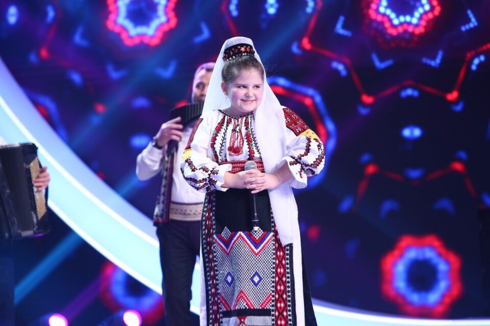 Ana Maria Mircea, preferata publicului din cea de-a doua ediție Next Star, sezonul 10