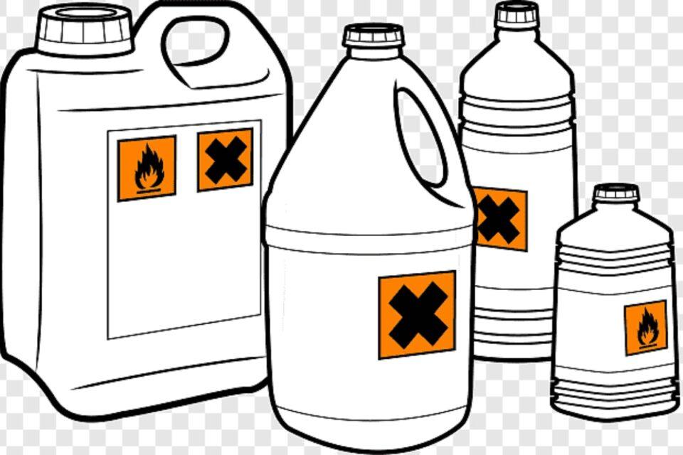 Ministerul Sănătăţii: 409,7 litri de produsele biocide, retrase de la utilizare, din unităţi sanitare
