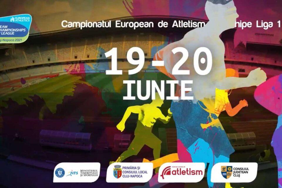 Campionatul European de Atletism pe Echipe Liga 1