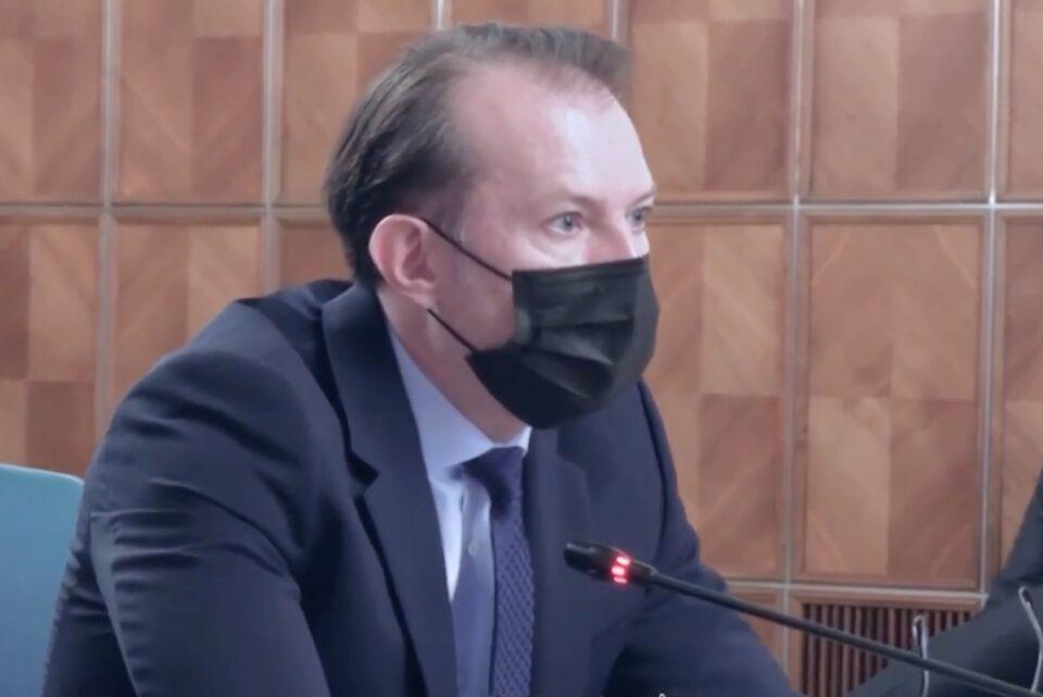 """Lui Cîțu îi surâde propunerea lui Boc de comasare a județelor în regiuni: """"Mi se pare o idee interesantă"""""""