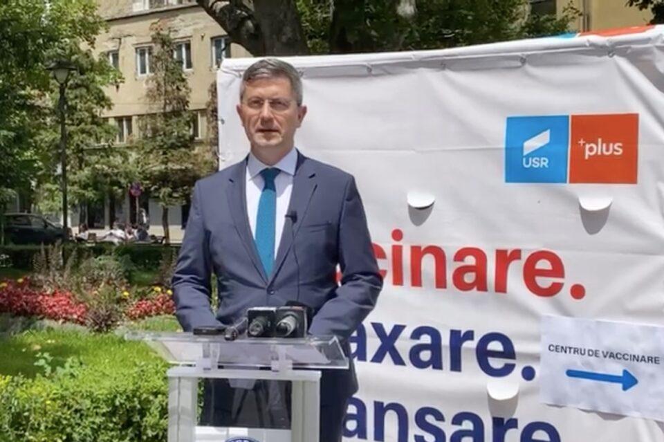 """Barna, mesaj pentru Ciolacu şi PSD, pe tema PNRR: """"Vreau să fiu foarte clar – consultările care se desfăşoară în aceste zile sunt fireşti"""""""