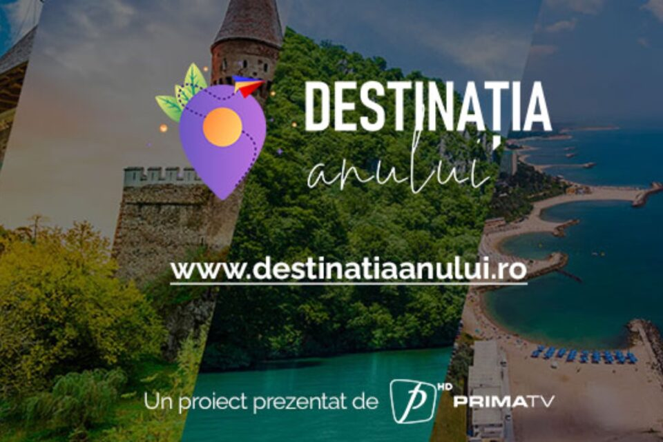 """Întrecere fără precedent între regiunile turistice: Peste zece mii de nominalizări în competiția """"Destinația anului 2021 în România"""""""