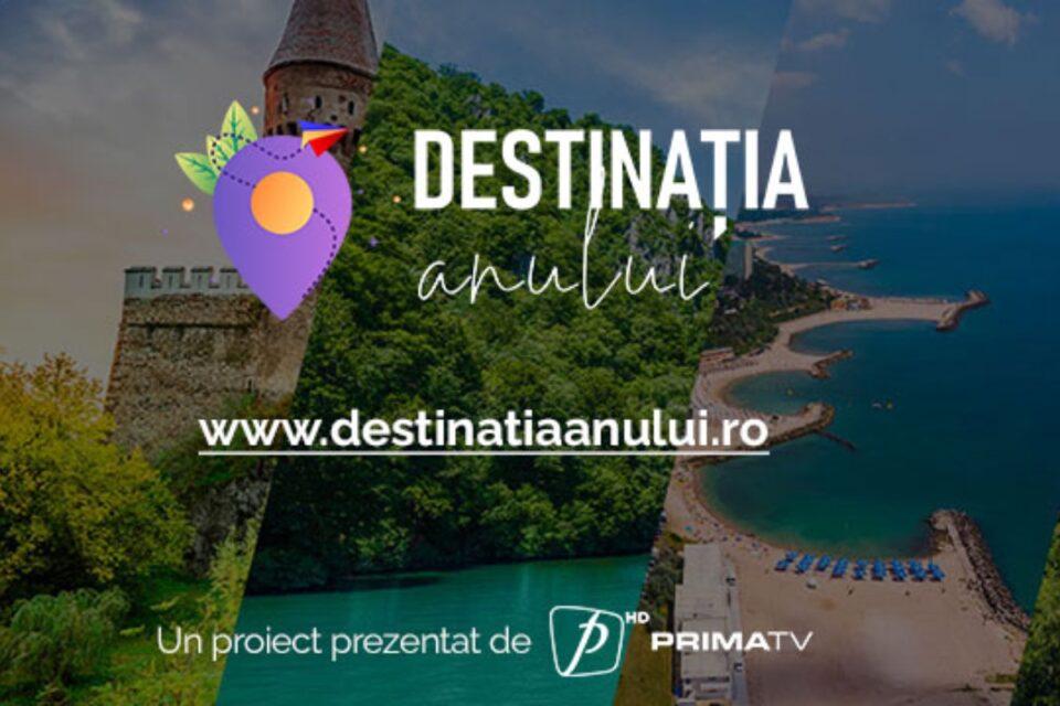 """Șase orașe și regiuni din România sunt finalistele care luptă pentru distincția de """"Destinația Anului 2021"""""""
