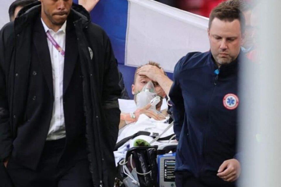 """Eriksen, prima declaraţie după stopul cardiac: """"Mă simt mai bine acum, dar vreau să înţeleg ce s-a întâmplat (…) Nu voi renunţa"""""""