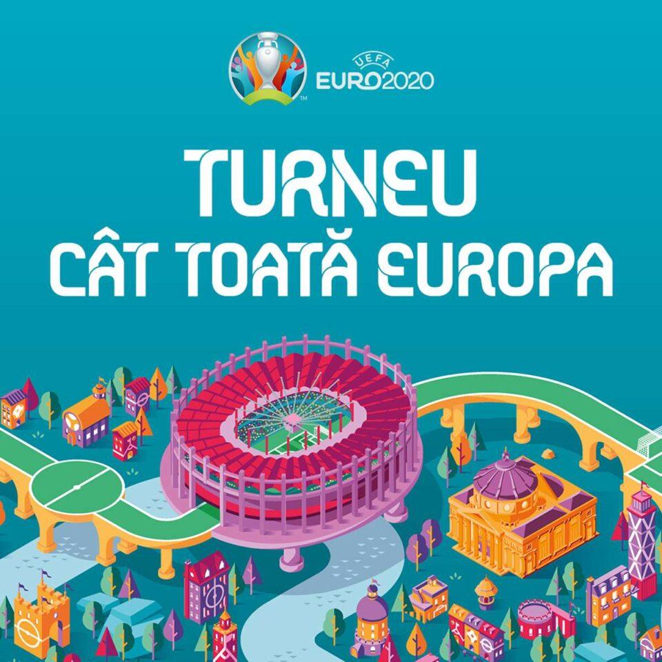 Unde vedem la tv, începând de astăzi, EURO 2020?