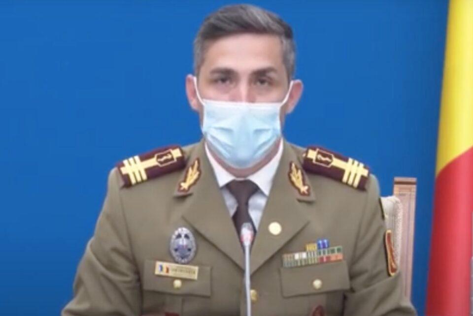 Gheorghiţă se teme de o reizbucnire a COVID: Avem câteva sute de zilnic, în România, ceea ce înseamnă că avem un rezervor de unde se poate ajunge din nou la o creştere