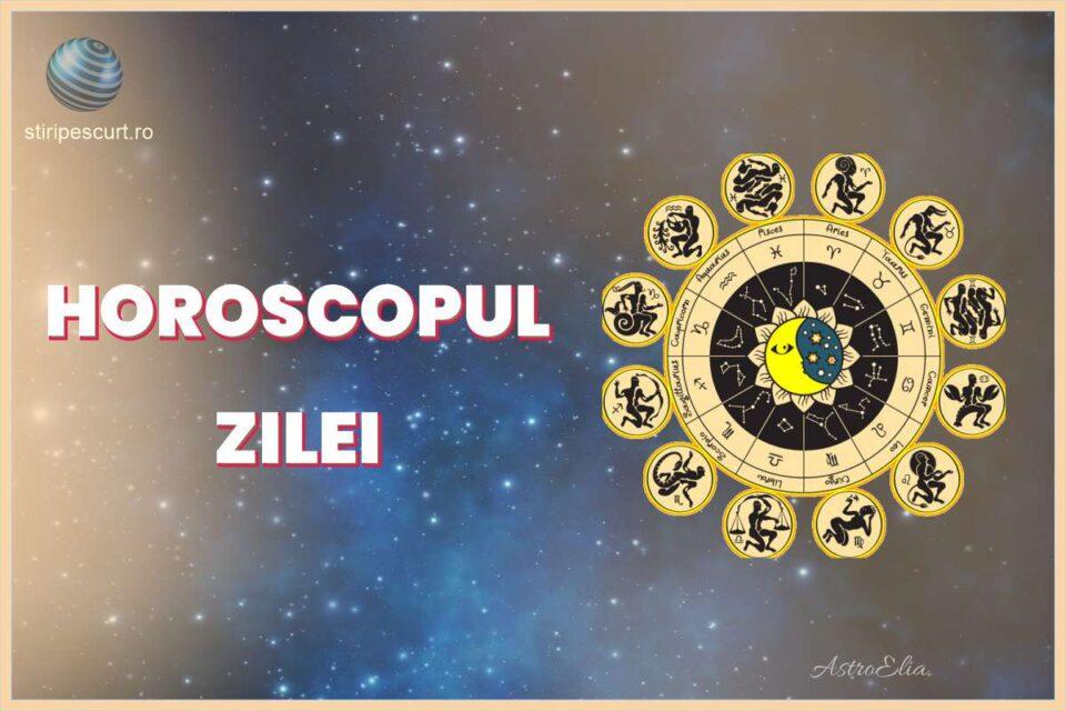 Horoscopul Zilei stiripecurt.ro