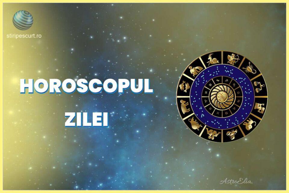 Horoscop zilnic. Horoscop azi de la stiripe scurt.ro