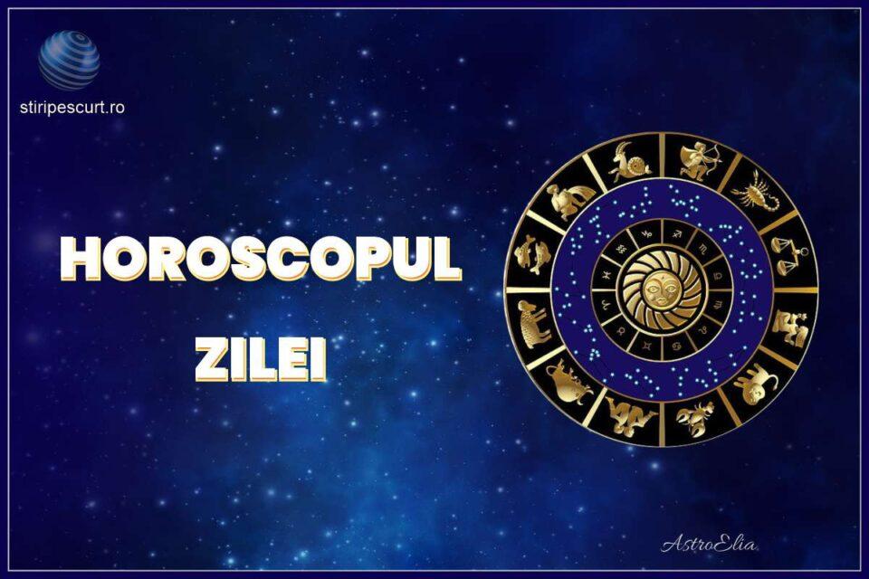 Horoscop azi. Horoscop zilnic stiripescurt.ro