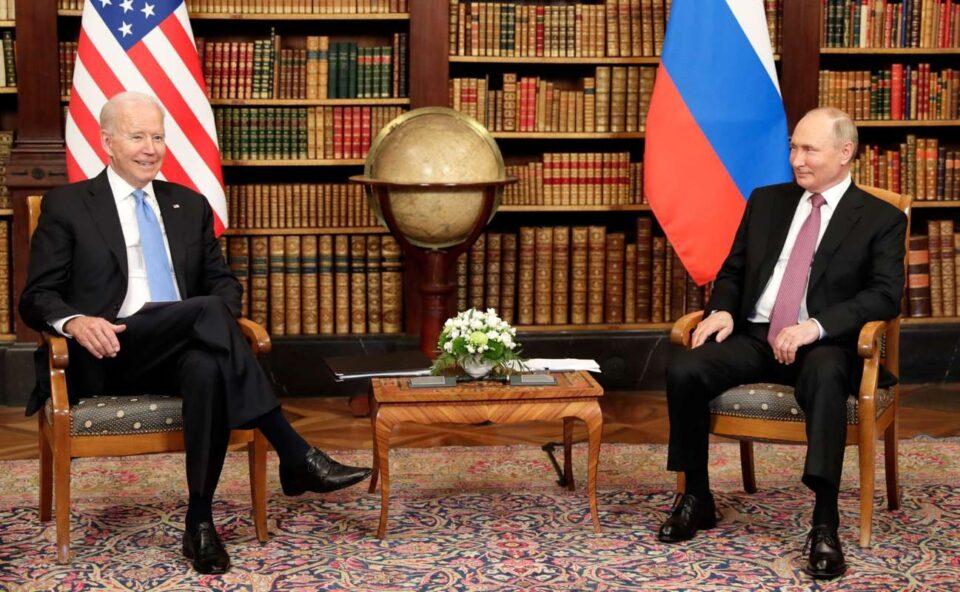 Putin anunţă la Geneva un acord în vederea unor negocieri ruso-americane privind o limitare a proliferării nucleare