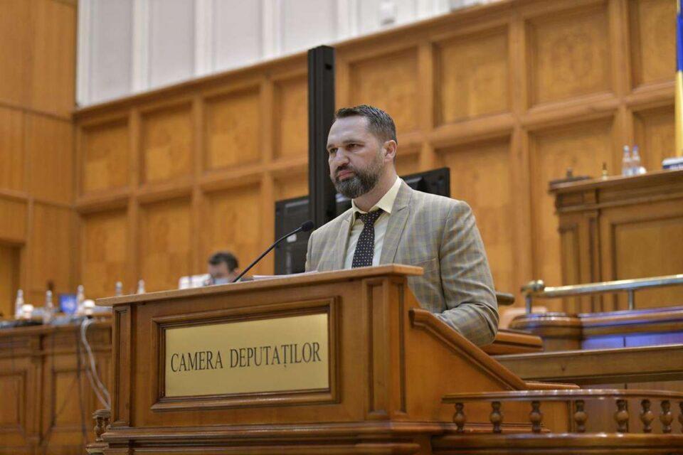 Deputatul AUR Mihai Ioan Lasca, condamnat la doi ani de închisoare