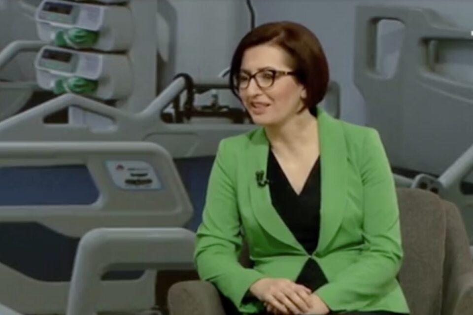Ioana Mihăilă anunță că în PNRR sunt alocate fonduri pentru dotarea cabinetelor medicilor de familie, cu prioritate din mediul rural