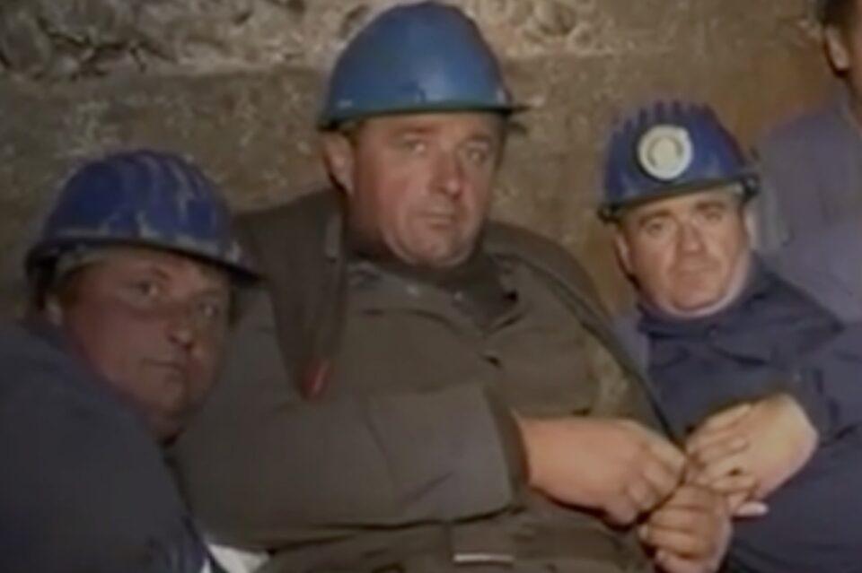 Directoarea și 10 mineri s-au blocat în Mina Băița