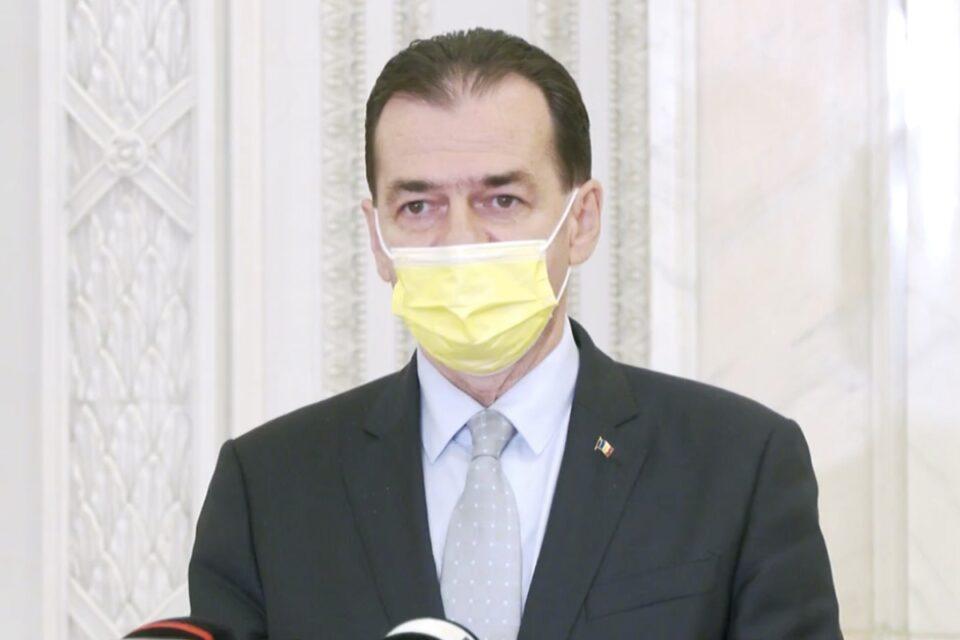 Orban anunță că el și Cîțu nu susțin creşterea alocaţiilor de la 1 iulie