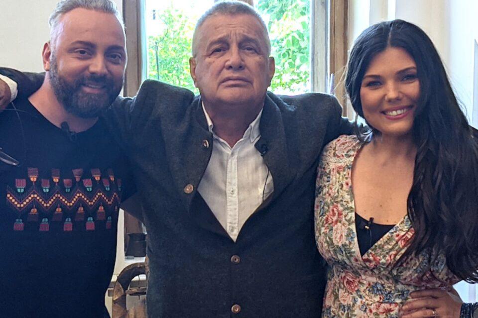 Paula Seling și Ovi vin la Poezie și delicatețuri, noua emisiune semnată Mircea Dinescu, la Prima TV
