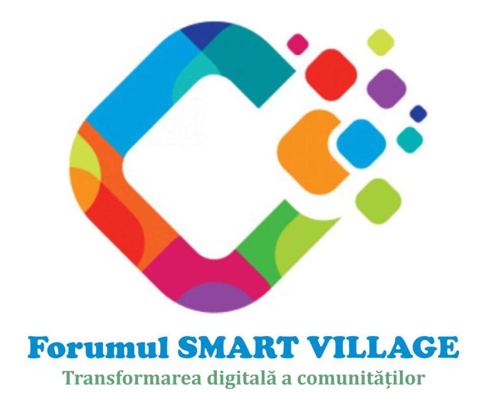 Forumul Smart Village - Transformarea digitală a comunităților