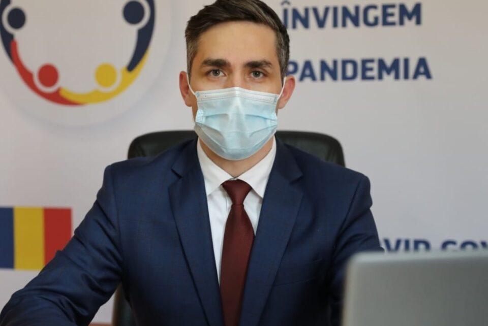 """Gheorghiţă, nemulțumit că, în 72 de ore, s-au vaccinat anti-COVID doar 5100 de copii, cu vârsta între 12 şi 15 ani: """"Nu îmi pot explica decizia unor părinţi de a nu preveni, prin vaccinare, apariţia unor boli infecţioase"""""""