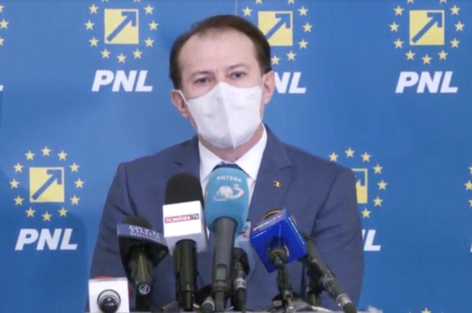 Oamenii lui Cîțu au convocat BPN al PNL pentru a modifica statutul, înainte de alegeri