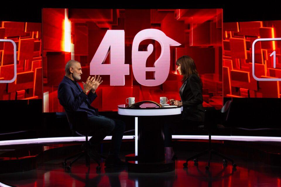 """Damian Drăghici, unul dintre cei mai îndrăgiți artiști români, dezvăluiri inedite, aseară, la """"40 de întrebări cu Denise Rifai"""": """"Mulți ani m-am simțit un cerșetor, și după ce n-am mai fost unul!"""""""