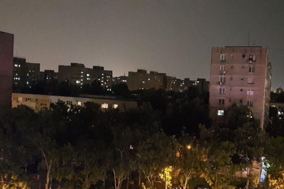 RO-Alert: Rupere de nori în București și Ilfov. Alertă meteo la vreme de noapte