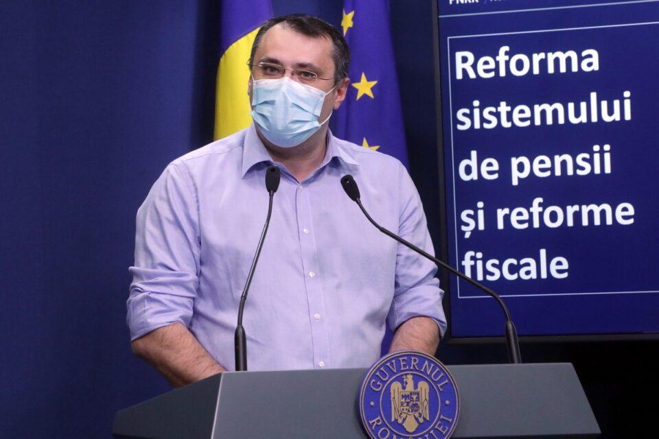 Ghinea ne anunță că, în acest an, România va primi,prin PNRR, 1,9 miliarde de euro