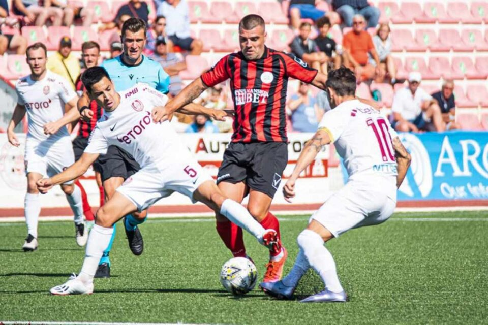 Lincoln Red Imps - CFR Cluj rezultat surprinzator, în Gibraltar
