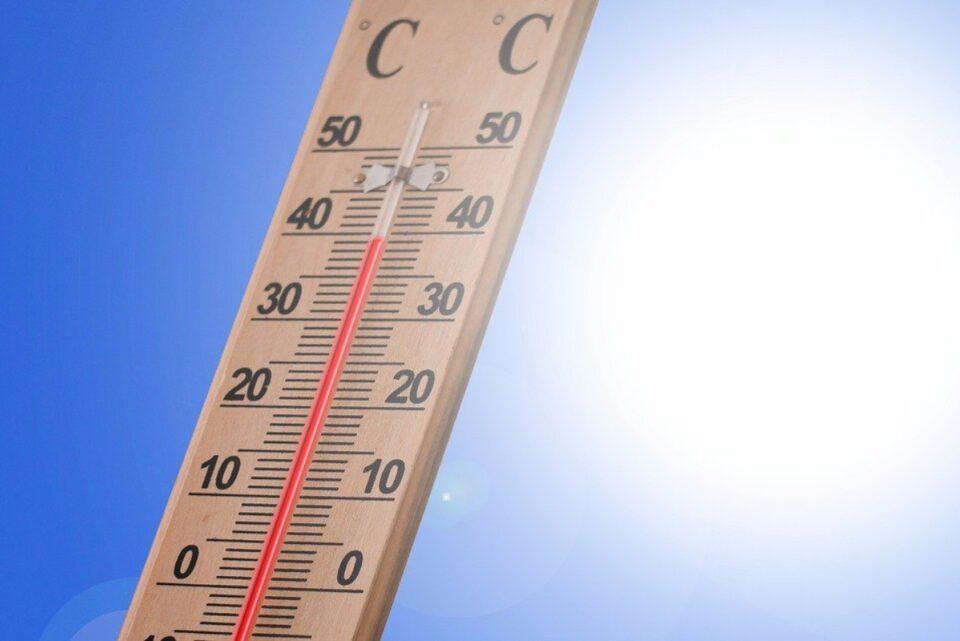 Luni și marți vom avea temperaturi de foc!