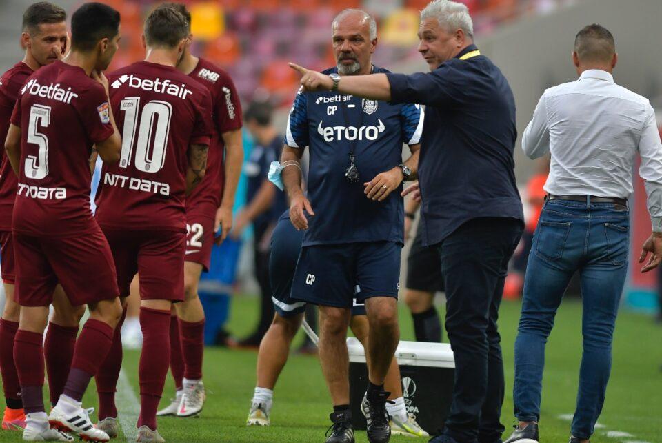 Prima TV transmite dubla CFR Cluj - Young Boys Berna din turul 3 preliminar al UEFA Champions League